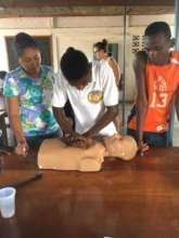 First Aid/CPR learning to be shared