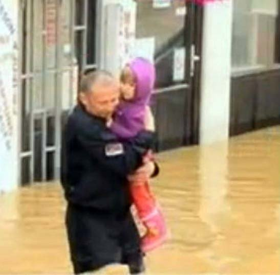 Support for Children in Flooded Areas of Serbia