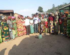 Beneficiaries's meeting after Harvesting Activity