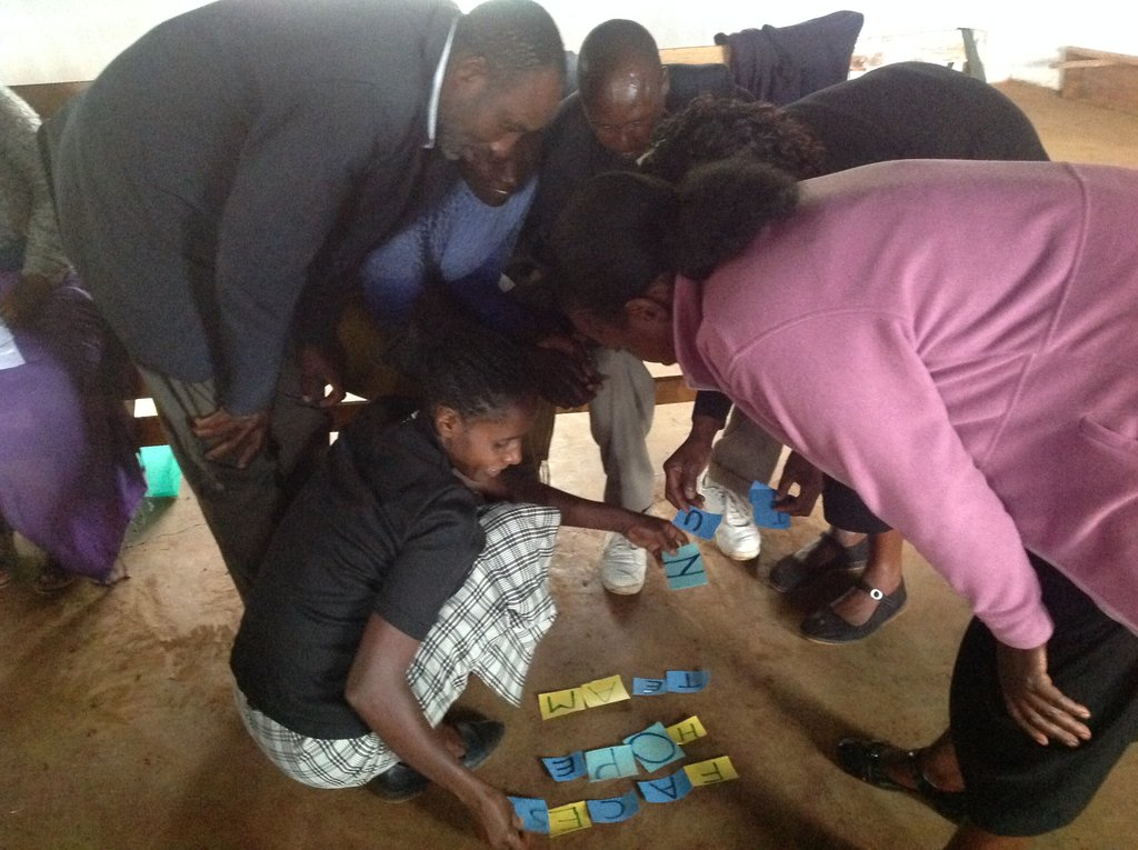 Train 120 Health & Human Rights promoters in Kenya