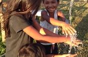 Typhoon Haiyan Communal Hand-wash for Schools