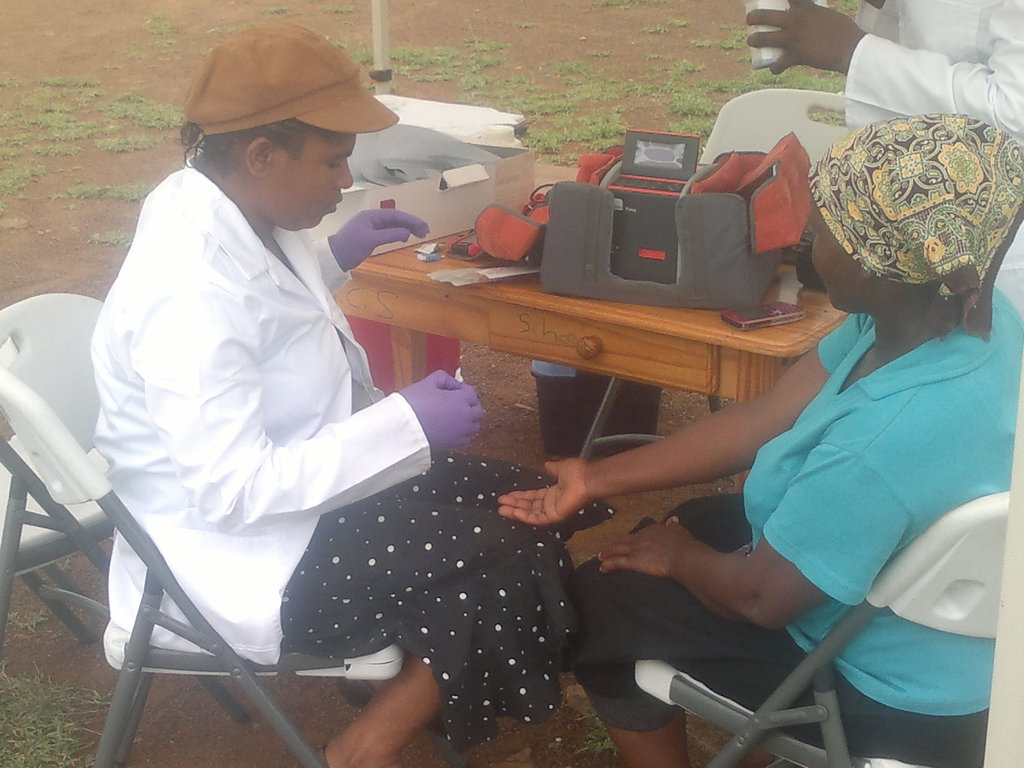 HIV Care for 5000 children/caregivers in Swaziland