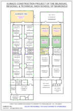 Aumazo School Construction FloorPlan