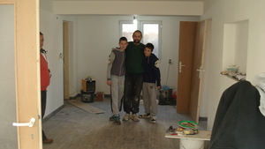 Renovation of flooded house in Paracin, Serbia