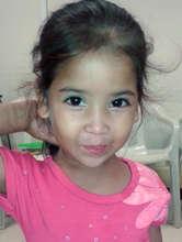 Mariana's new smile!
