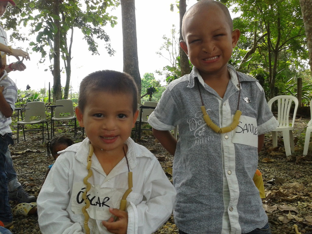 Give A New Smile to 20 Children in Uraba, Colombia