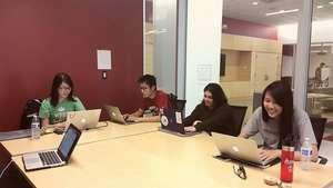 DSO Team Sahana Work Session