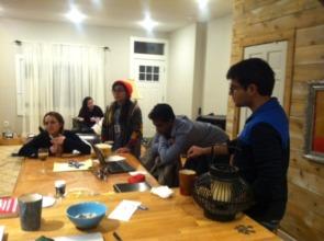 Kiva work session