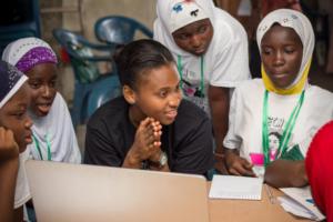 Young Women in Tech, Regina Agyare, Future Forward