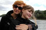 Not Alone: Mentors for Russian Teen Mothers