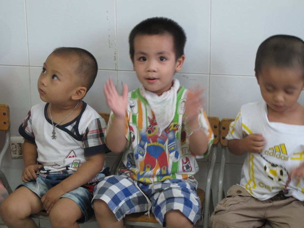 Support Autism Research for Kids in Vietnam
