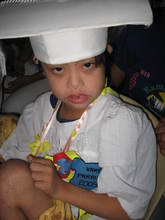 A Down Syndrome Child on our Graduation