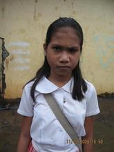 The New Judy Ann Salazar at her school
