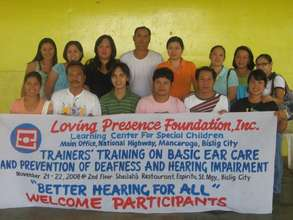 Primary Ear Care and Health Care Training for Publ