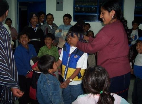 Children's Education Center for 200 Mayan youth