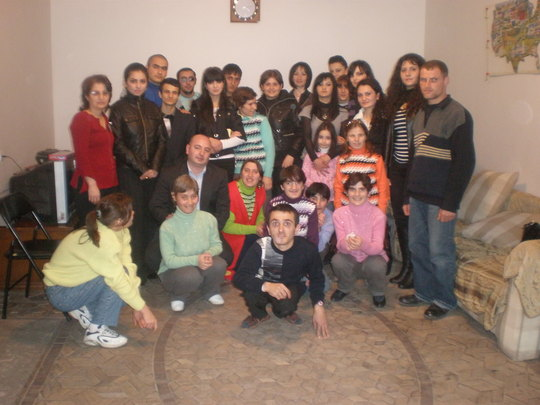 Group Homes for Armenian Orphans with Disabilities
