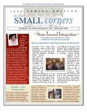 Spring 2008 Newsletter (PDF)