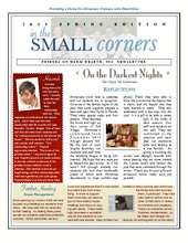 Spring 2011 Newsletter (PDF)