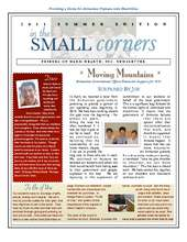Summer 2011 Newsletter (PDF)