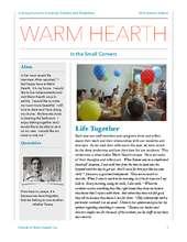 Autumn 2014 News (PDF)