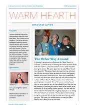 Spring Newsletter 2015 (PDF)