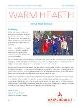 Winter 2017 Newsletter (PDF)