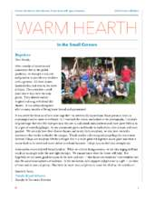 Autumn Newsletter ~ Reprieve (PDF)