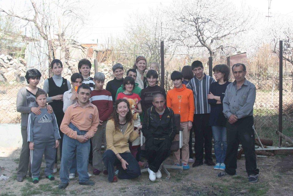 Forever Homes for Armenian Orphans