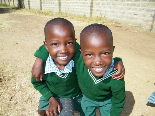 Build Two Urgent Classrooms for 52 Kenyan Children