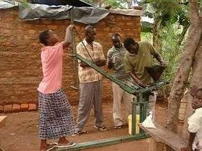 Putting appropriate technology/craft to work