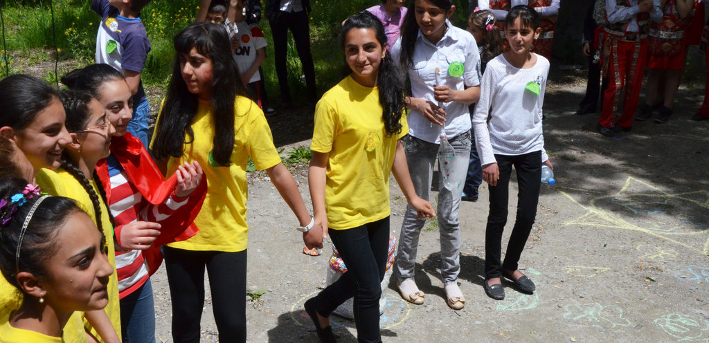 Raising Public Awareness on Waste in Armenia