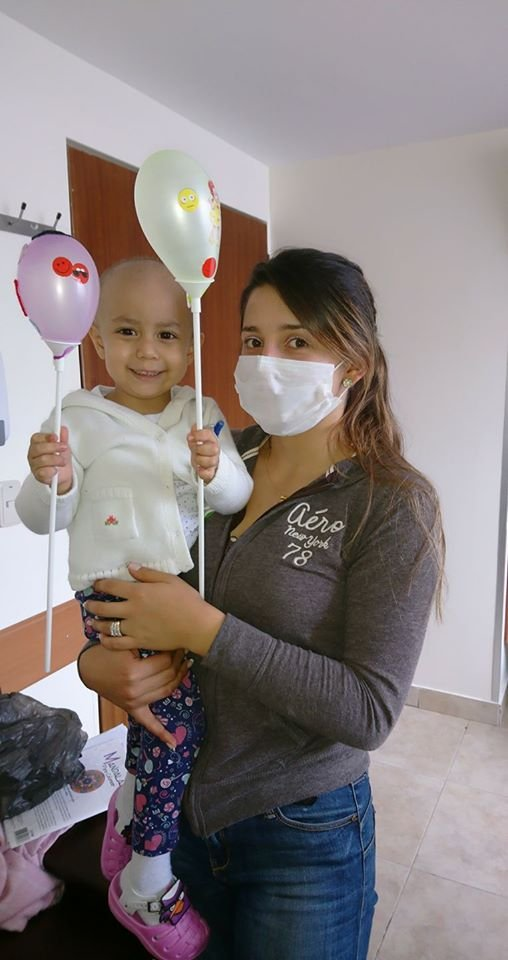 Support 430 children with cancer in Colombia!
