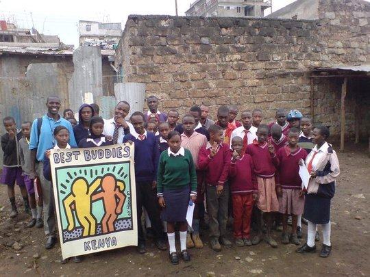 Improving Lives of Youth with Disabilities, Kenya