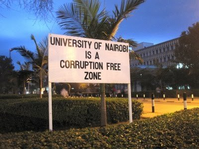 Stop Kenyan Univ. Corruption: Whistleblower Fund