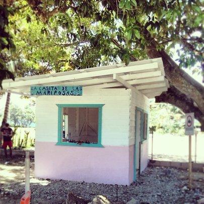 Finished shack!