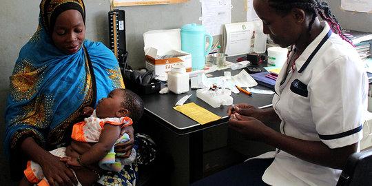 Rural Healthcare for 5000 people in Coastal Kenya