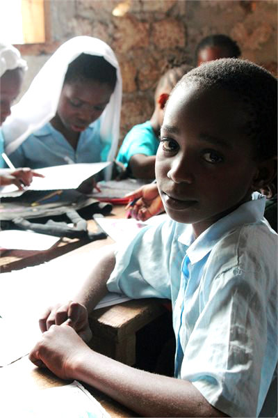 Support Schools for 1800 children in Coastal Kenya