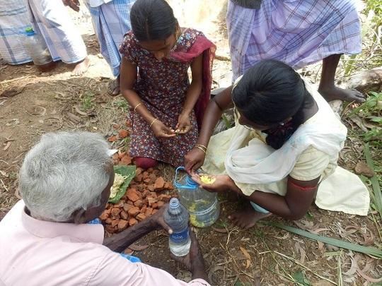 Making organic pesticides