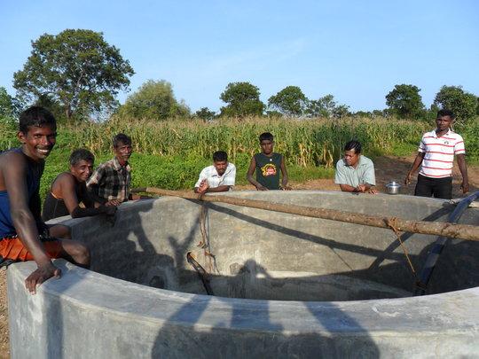 Livelihood Assitance in Sri Lanka