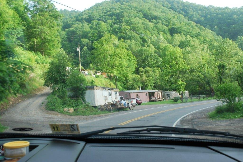 Flood Relief in McDowell County, West Virginia