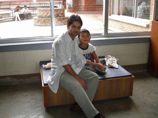 Dr. Pramod has treated many children in need
