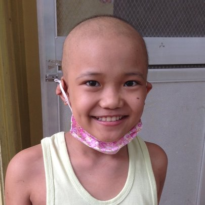 Cancer care for 100 children in the Philippines