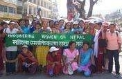 Training Education for 400 Nepali Women & Children