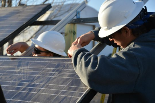 Solar PV workshop