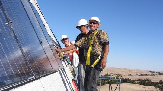 Native American Green Entrepreneur Fund