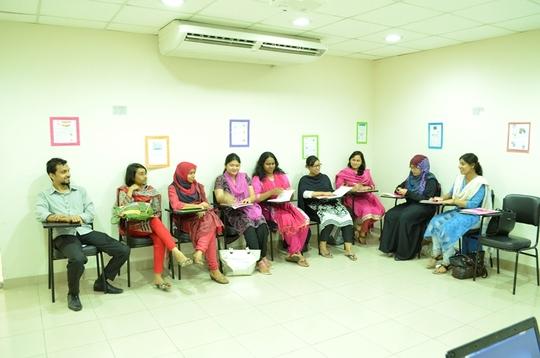Training on Professional Development of Teacher