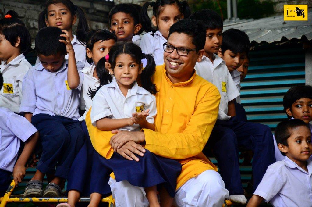 ICT Minister Visits JAAGO School