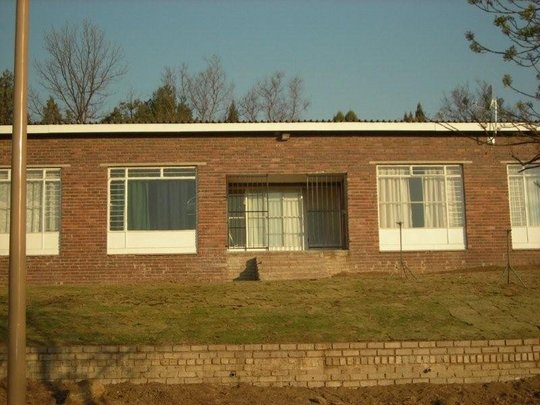 Harry and Maureen's House at Refilwe