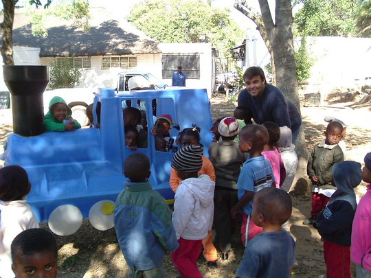 Build a new life for 12 orphans in South Africa
