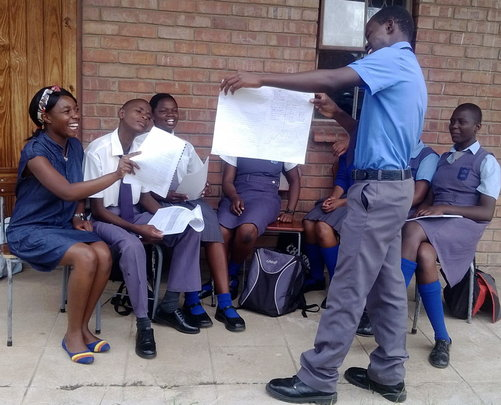 Develop 1,000 Zimbabwean youth to be leaders